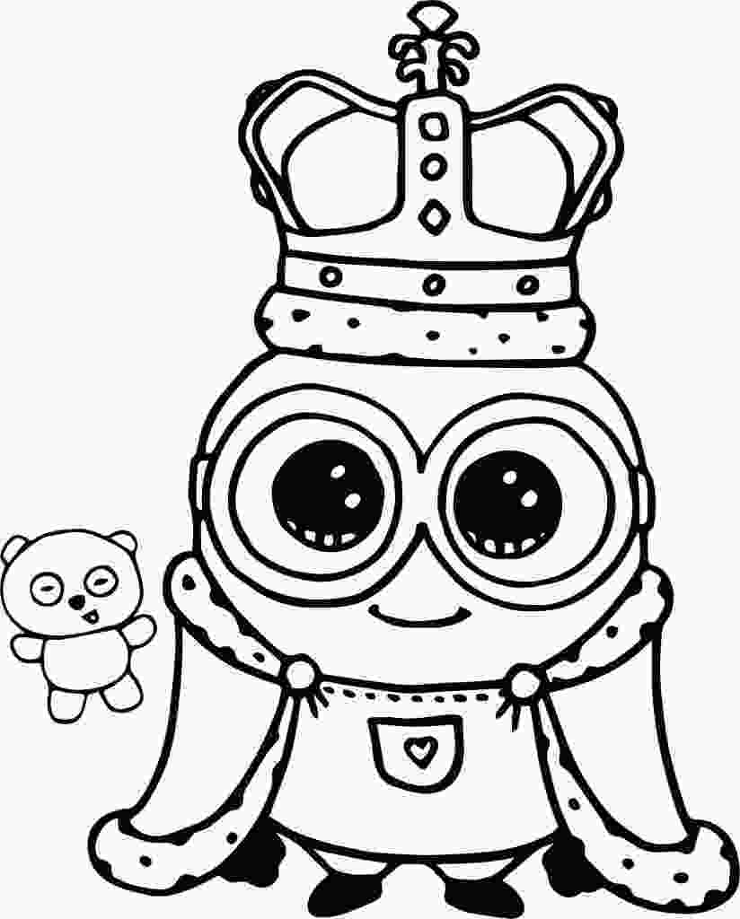 minions color cute coloring pages best coloring pages for kids