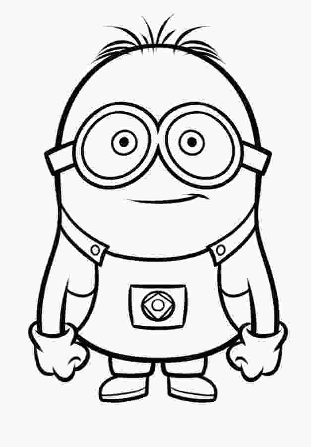 minions color minion coloring pages best coloring pages for kids 2