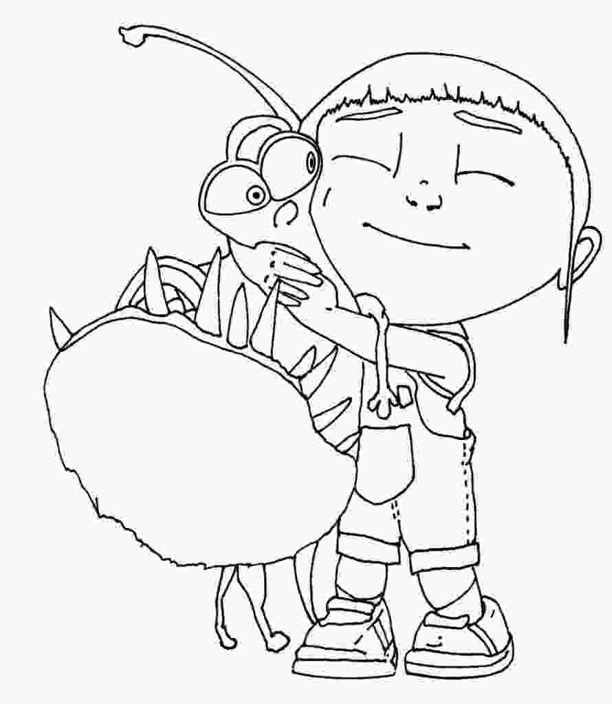 minions pdf minion coloring pages only coloring pages 3