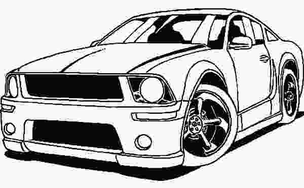 mustang car coloring pages 2006 ford mustang car coloring pages best place to color 2