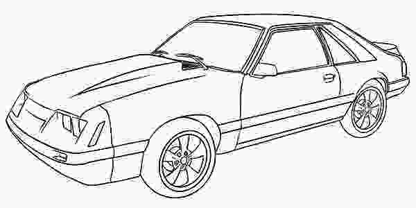 mustang car coloring pages ford mustang gt car coloring pages best place to color 1