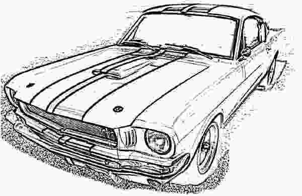 mustang car coloring pages ford mustang gt car coloring pages best place to color