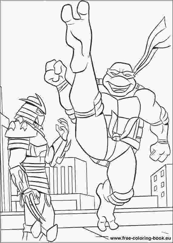 ninja turtles colouring pages online coloring pages teenage mutant ninja turtles tmnt page