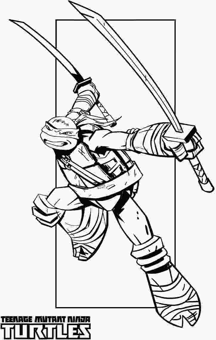 ninja turtles colouring pages online ninja turtles coloring pages from animated cartoons of