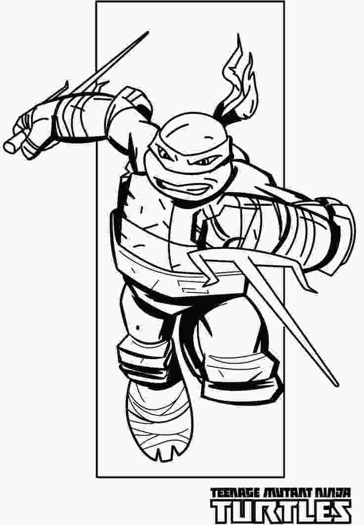 ninja turtles colouring pages online teenage mutant ninja turtles coloring pages raphael