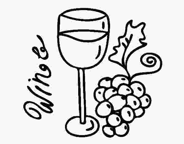 pink food coloring red wine coloring page coloringcrewcom