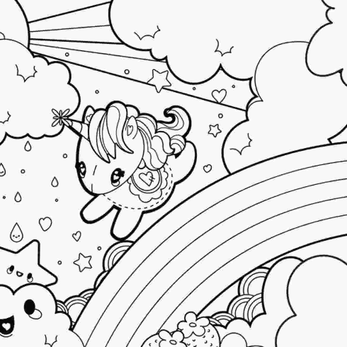 rainbow mermaid unicorn coloring pages unicorn coloring pages to download and print for free