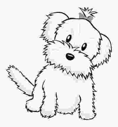 realistic cute dog coloring pages 49 best images about zentangle dog on pinterest