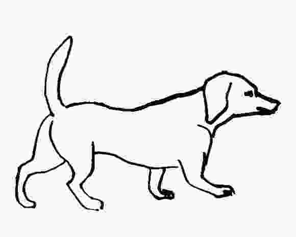 realistic cute dog coloring pages dog coloring pages