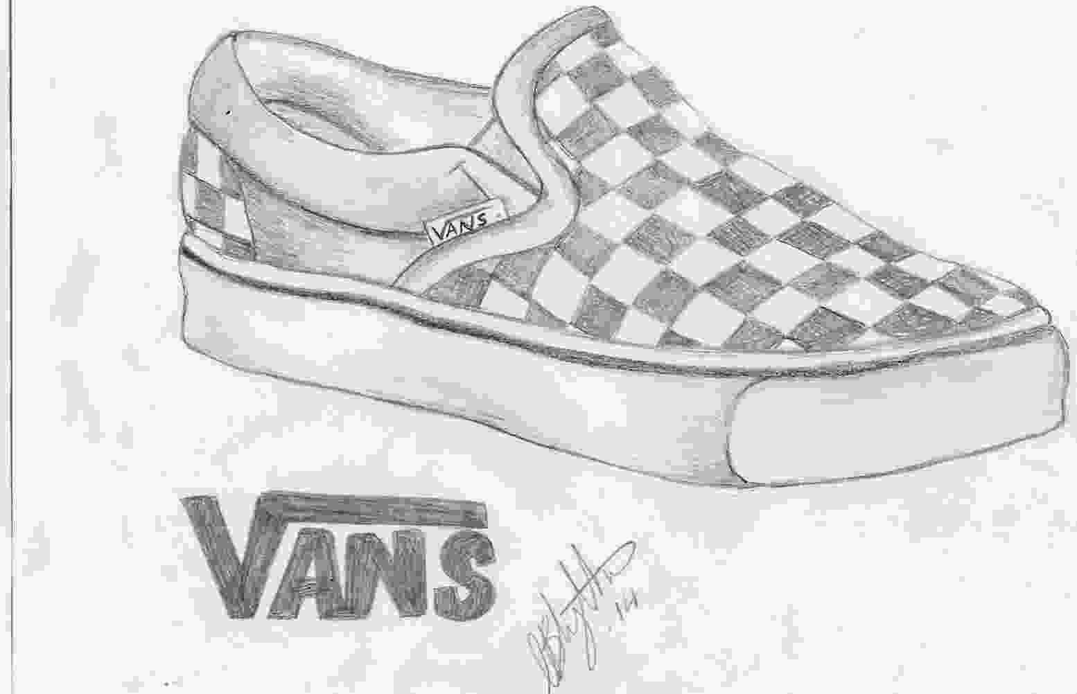 shoes drawing drawingsofvansshoes drawings other 2006 2015