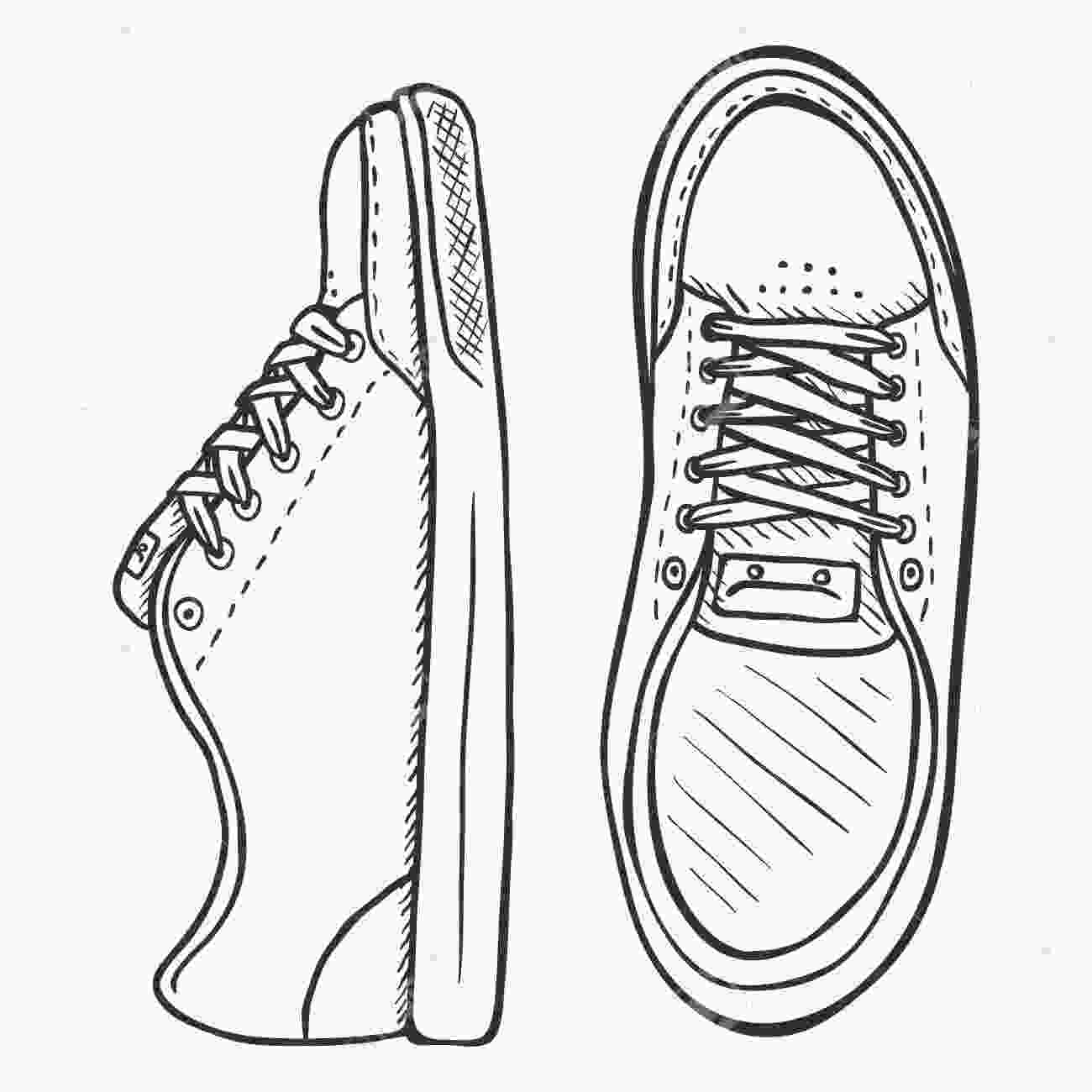 shoes drawing how to draw shoes step by step guide how to draw