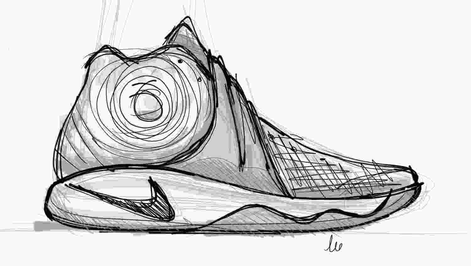 shoes drawing the science behind the nike kyrie 2 sole collector