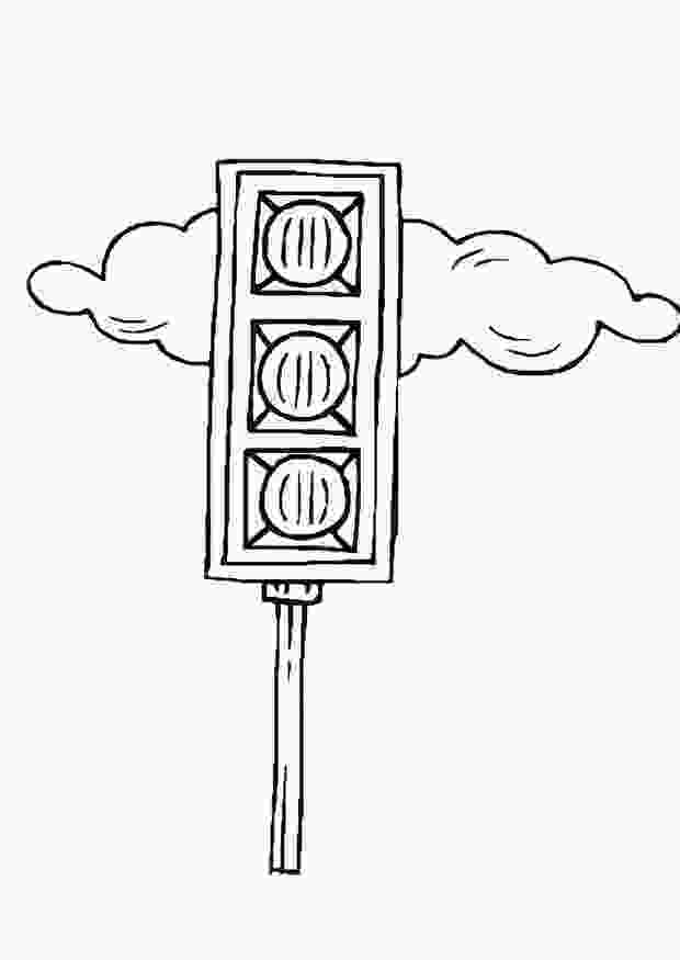 traffic light coloring page coloring page traffic light img 10976 images