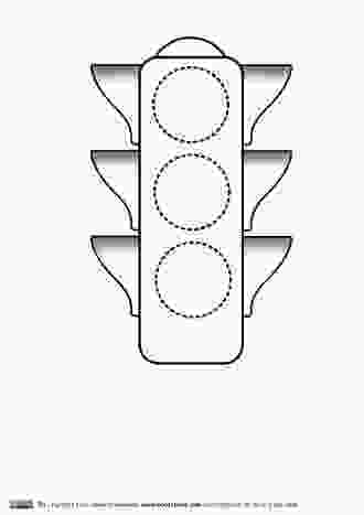 traffic light coloring page free coloring page of traffic light for tracing and