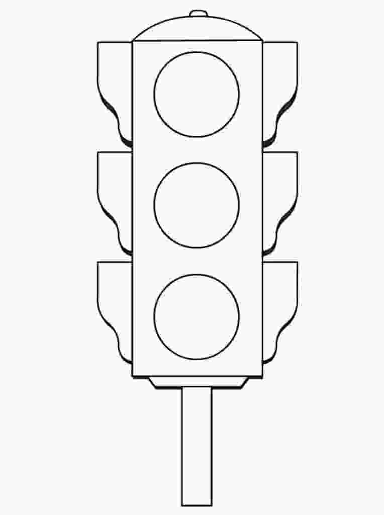 traffic light coloring page traffic light clipart coloring page free clipart on