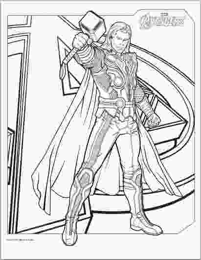 avengers thor coloring pages avengers thor coloring page v228rvimispildid avengers