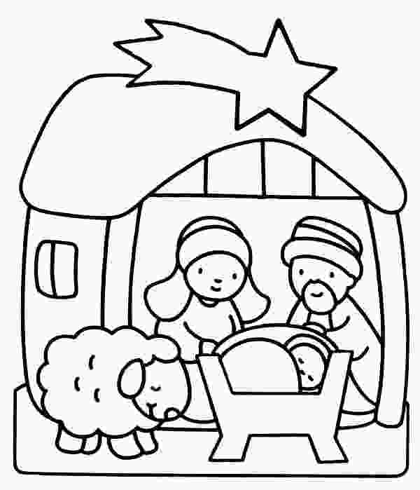 baby jesus coloring sheet baby jesus coloring pages