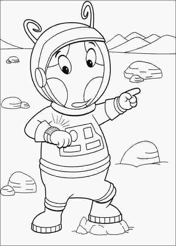 backyardigans coloring fun coloring pages the backyardigans coloring pages
