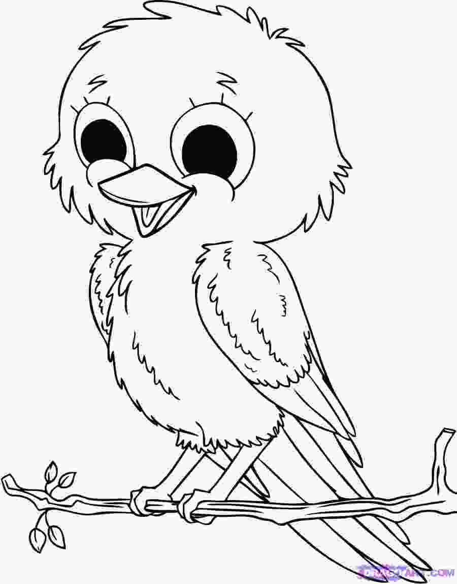 bird printable coloring pages funny bird coloring pages collections kentscraft