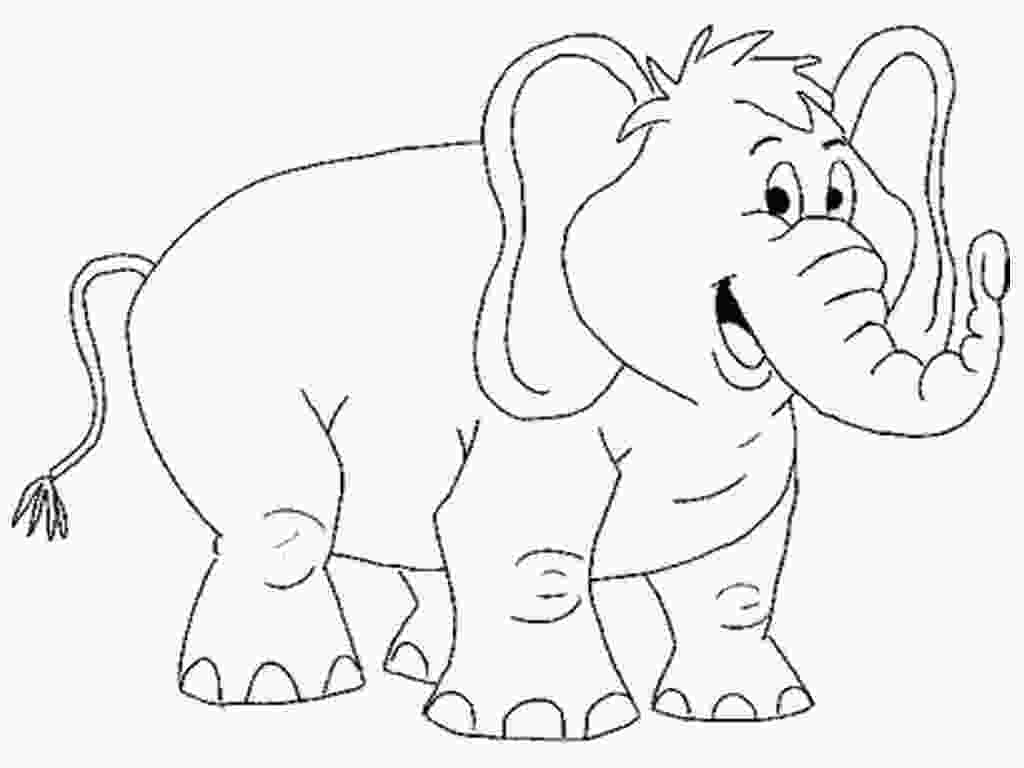 cartoon elephant coloring pages cartoon elephant coloring pages printable coloring pages