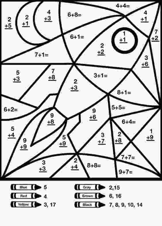 coloring for grade 2 coloring pages math coloring sheets rocket math