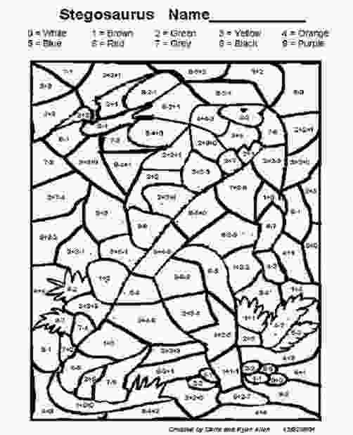 coloring for grade 2 free printable multiplication color by number worksheets