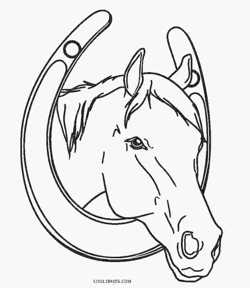 coloring page of horse free printable horse coloring pages for kids cool2bkids