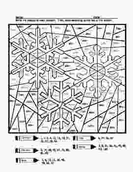coloring pages 4th grade 4th grade multi digit math color by numbers sketch