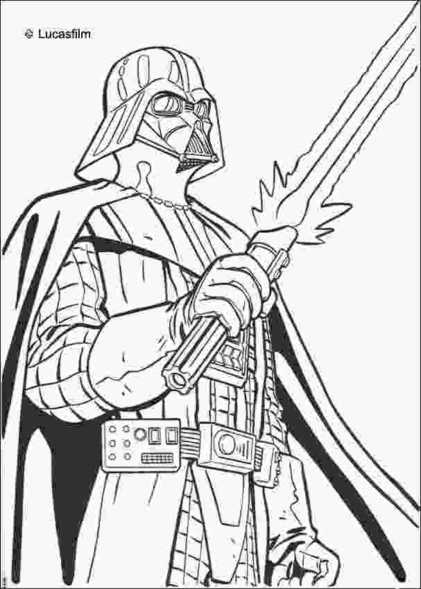 coloring pages darth vader laser sword of darth vader coloring pages hellokidscom