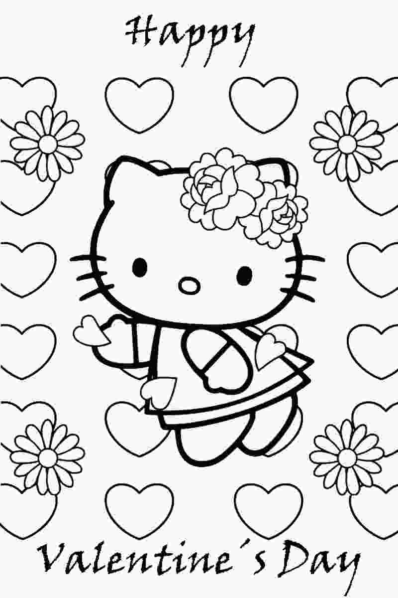 coloring paper valentines day coloring pages