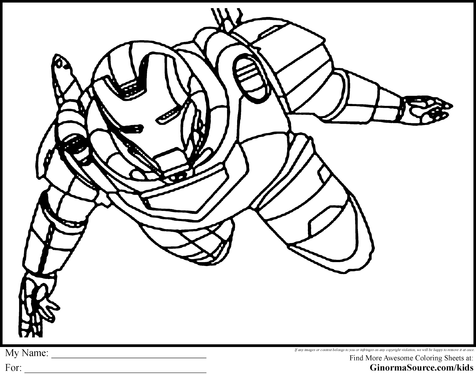 coloring printable superhero superheroes coloring pages download and print for free