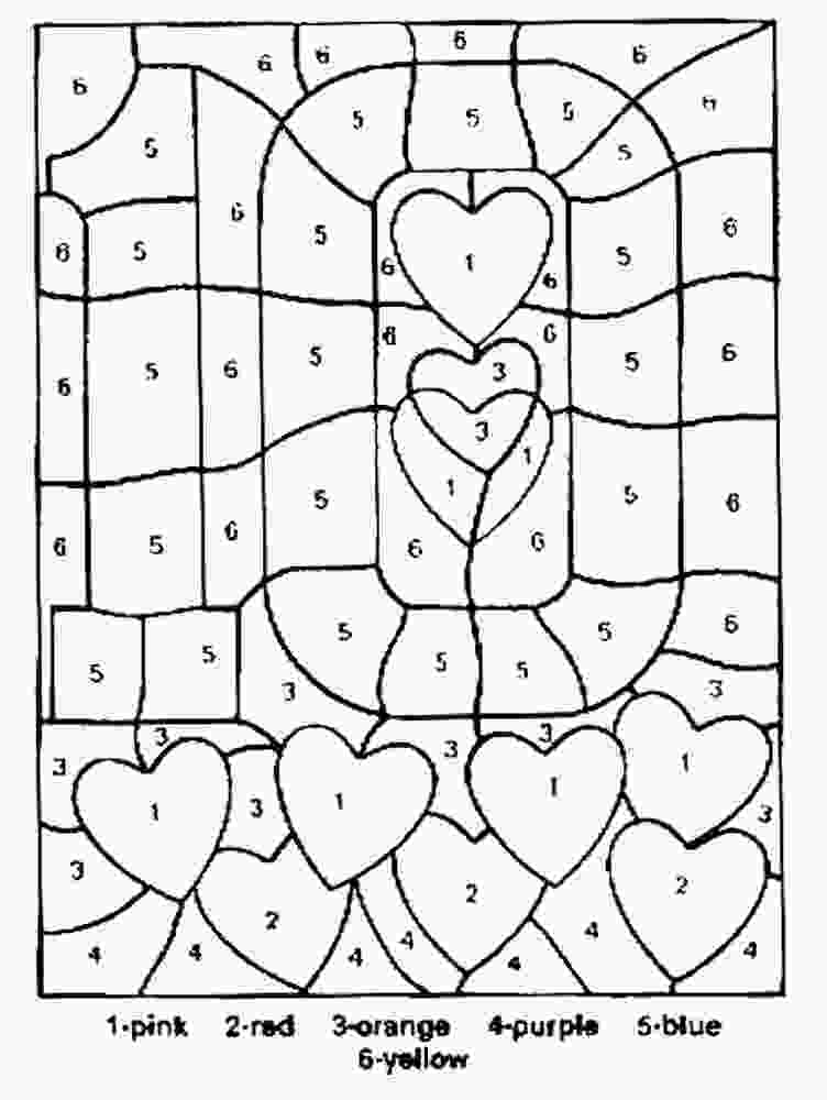 coloring sheets numbers bonddustbacphi coloring pages of hearts and peace