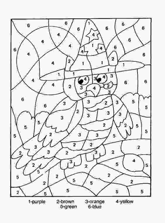 coloring sheets numbers free printable color by number coloring pages best 1