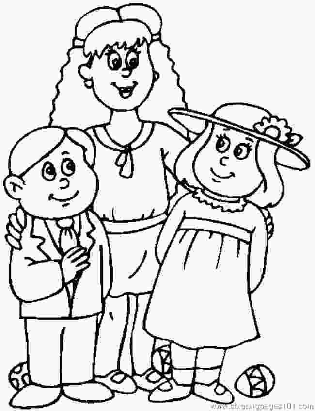 colouring clothes easter clothes coloring page free holidays coloring