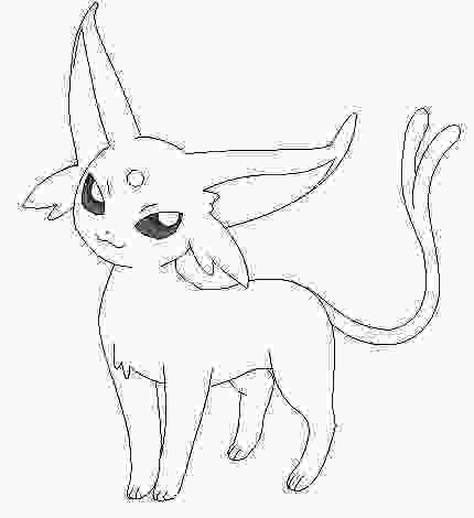 cute eevee coloring pages espeon coloring pages google search coloring pages