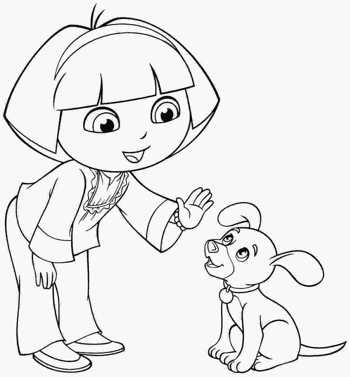 dora colouring pages printable dora coloring pages only coloring pages 1