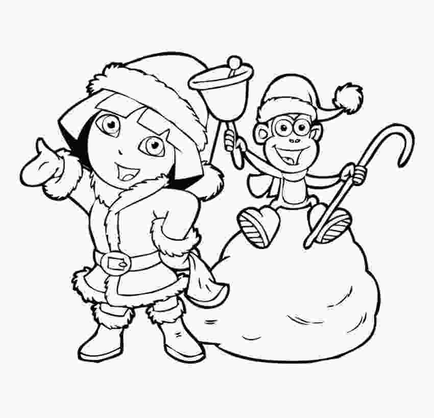 dora colouring pages printable free printable dora the explorer coloring pages for kids