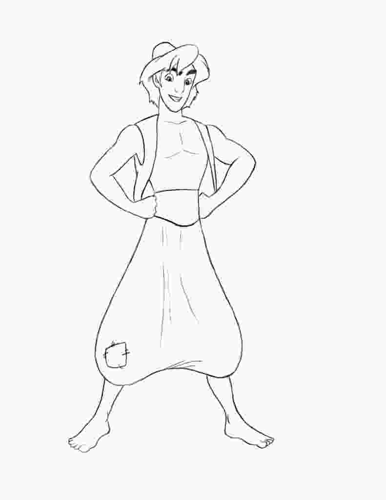 drawing of disney characters how to draw aladdin draw central disney drawings
