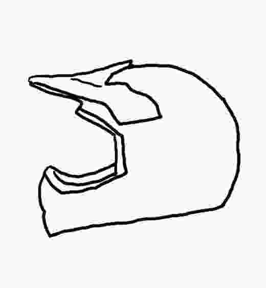 easy to draw bike drawing simple dirt bikes clipart best 1