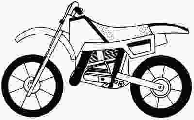 easy to draw bike how to draw a bike for kids clipartsco