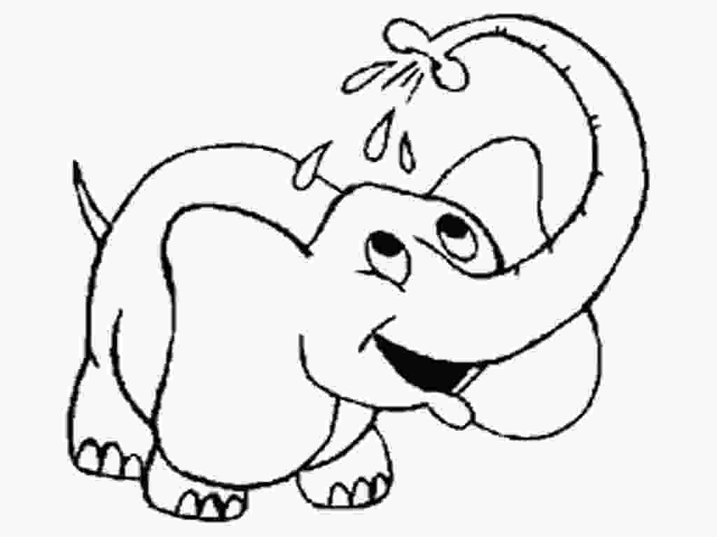 elephant coloring sheets free printable elephant coloring pages for kids lets