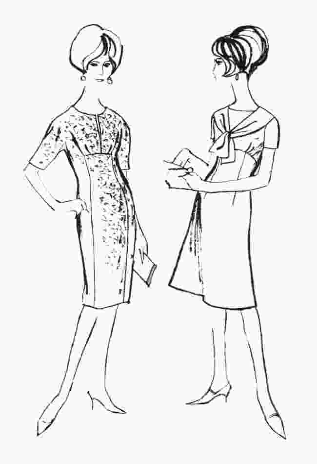 fashion designer coloring pages fashion design coloring pages bestofcoloringcom 1