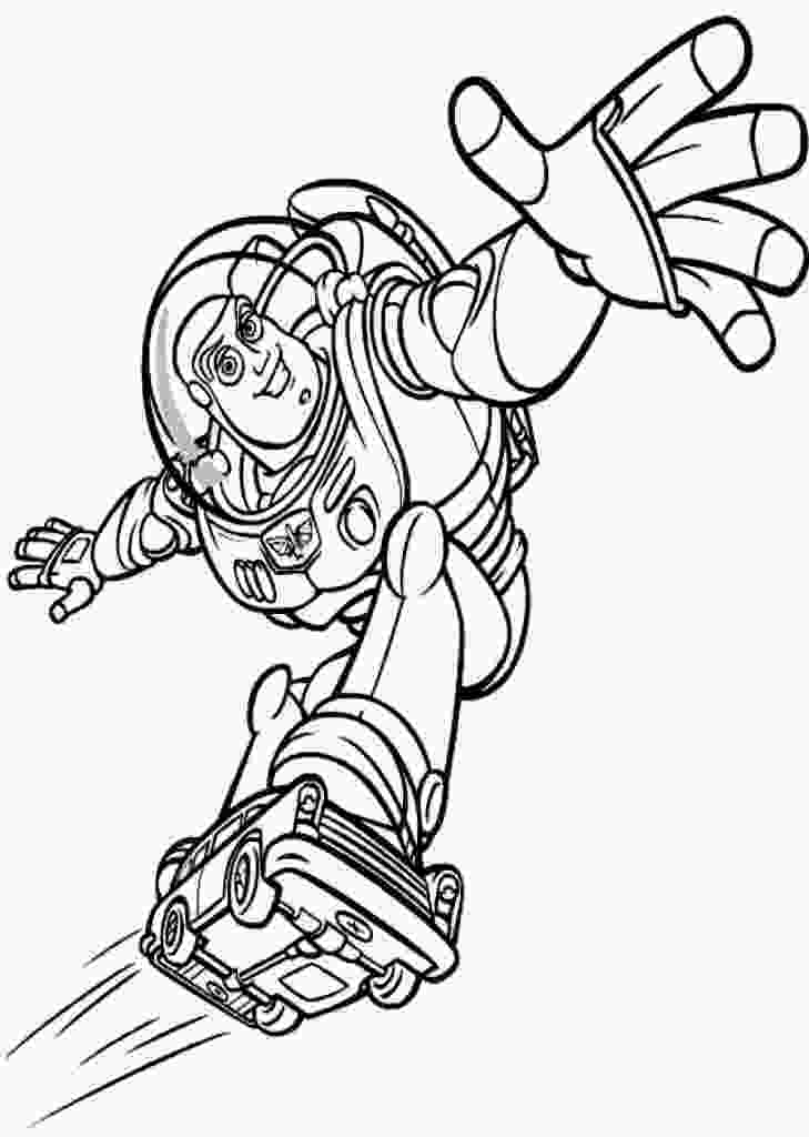 free kids coloring pages free printable buzz lightyear coloring pages for kids