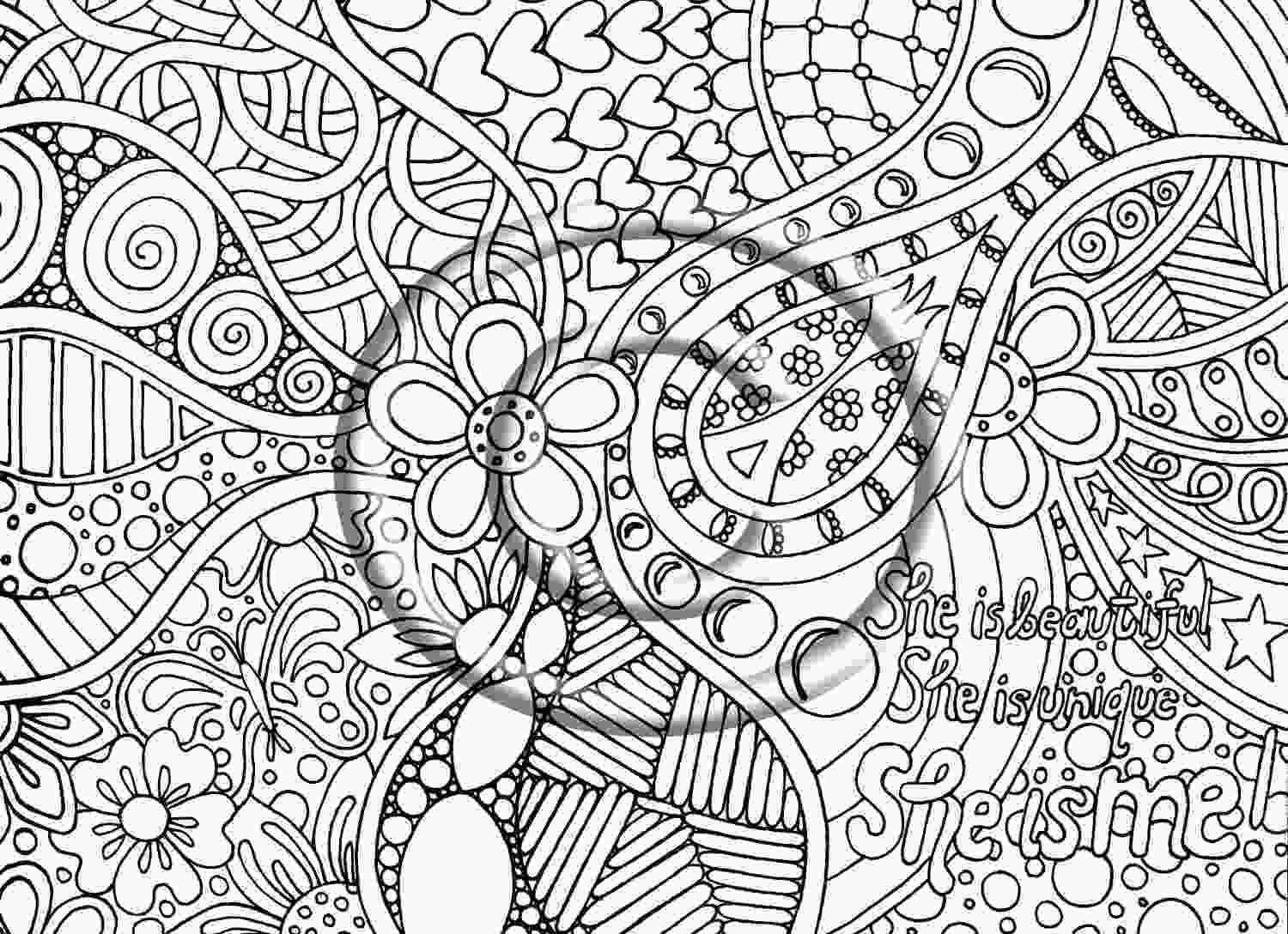 free printable abstract coloring pages free printable abstract coloring pages for adult image 30