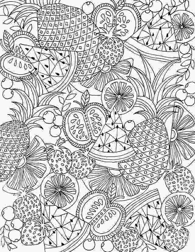 fruit mandala coloring pages free coloring page for you alisaburke fruit coloring