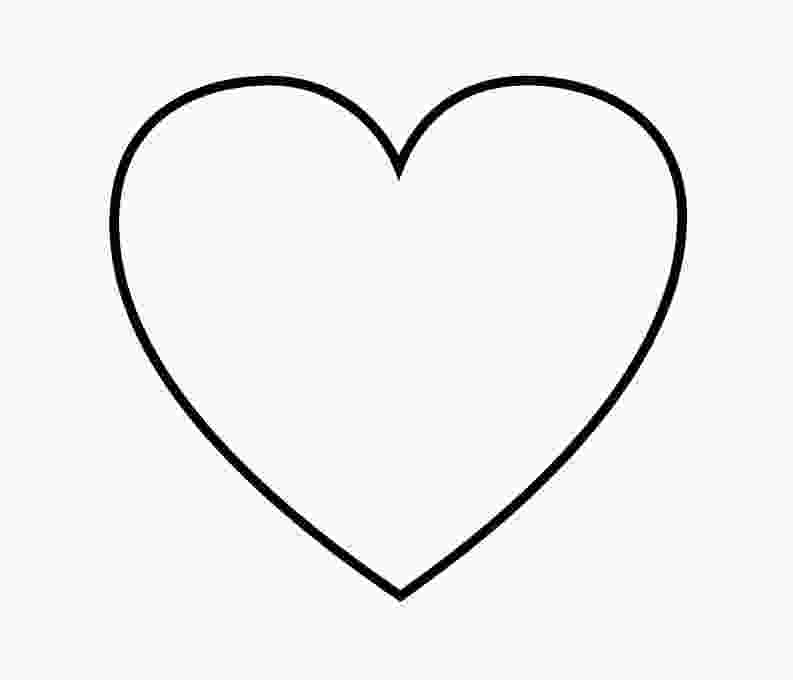 heart coloring pages heart coloring pages free download best heart coloring