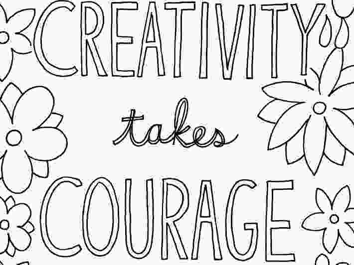 inspirational quotes coloring sheets free coloring book pages for grownups inspiring quotes 1