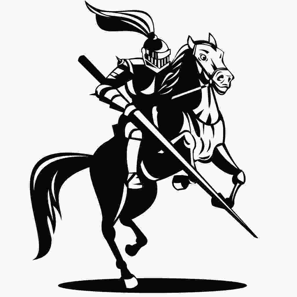 knight on a horse championing self employed sales agents