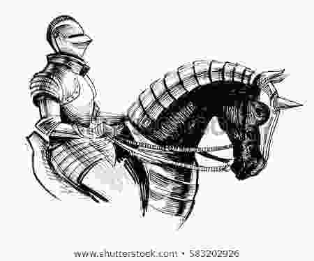 knight on a horse knight on horse stock images royaltyfree images