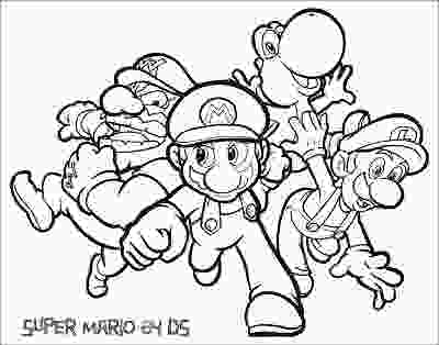 mario coloring pages jimbos coloring pages super mario coloring pages